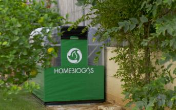 HomeBiogas Screenshot