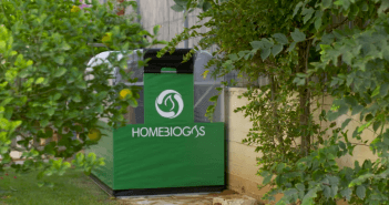 HomeBiogas Screenshot