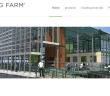 Die schwimmende Farm vom niederländischen Startup Floating Farms. Foto: Screenshot.