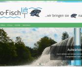 Der Hydro-Fischlift: Warum Fische Fahrstuhl fahren